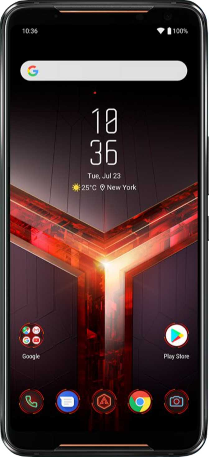 Asus ROG Phone III vs Vertu Signature Touch