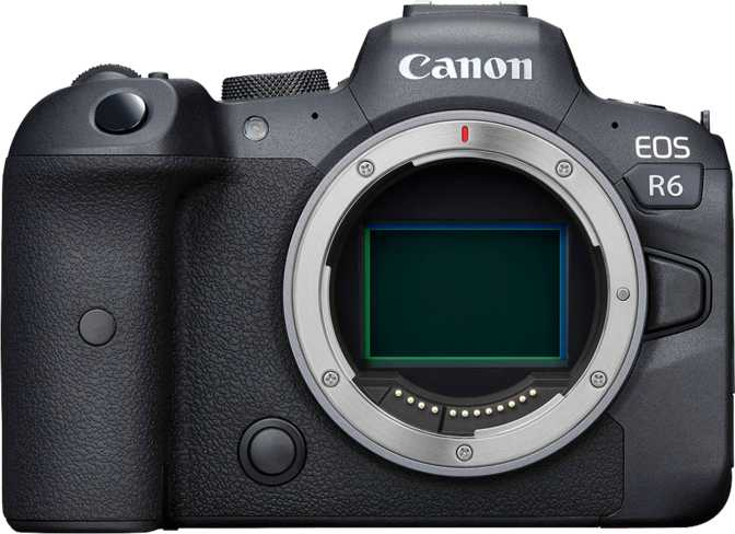 Canon EOS R6 vs Canon EOS 5D Mark IV + Canon EF 24-105mm f/4L IS USM