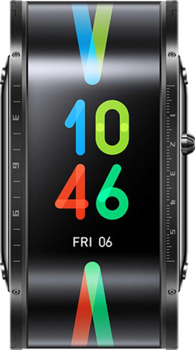 Huawei Watch GT 2e vs ZTE Nubia Watch