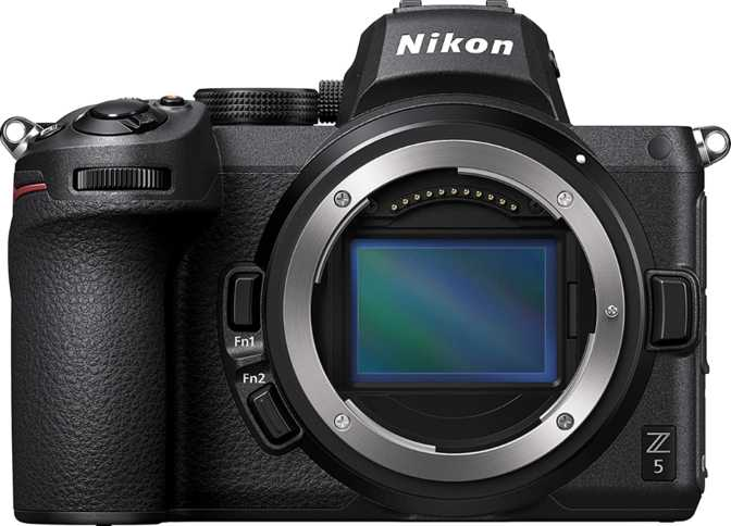 Nikon Z 5 vs Canon EOS 70D + Canon EF-S 18-55mm f/3.5-5.6 IS STM