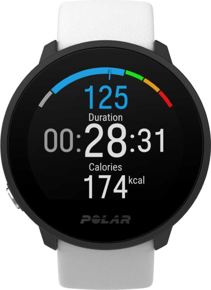 Polar Unite vs Huawei Watch GT 2e