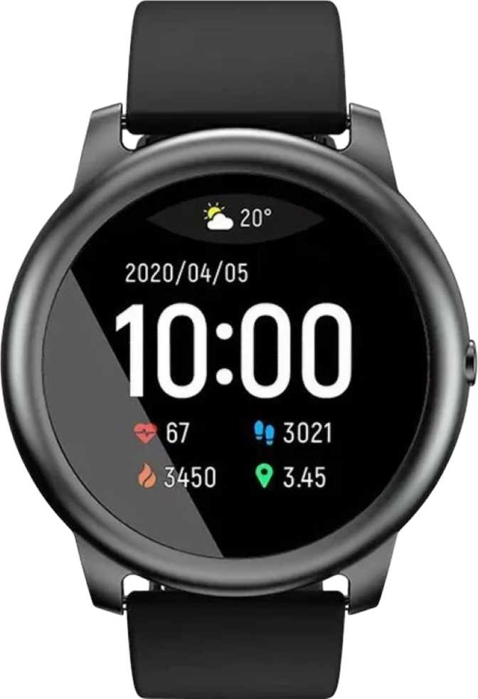 Huawei Watch Fit vs Haylou Smart Watch Solar LS05