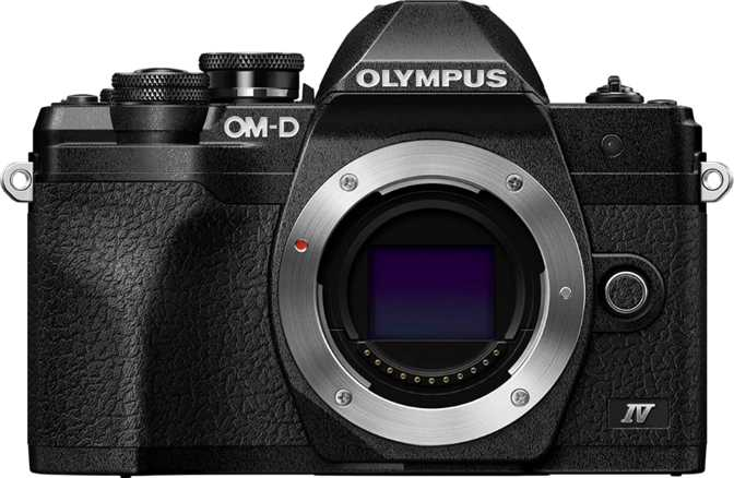 Canon EOS Rebel SL3 vs Olympus OM-D E-M10 Mark IV