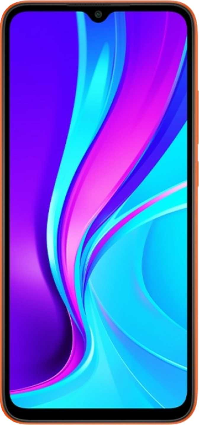 LG Velvet 4G vs Xiaomi Redmi 9 (India)