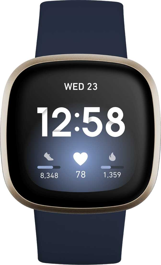 Samsung Galaxy Watch Active2 Aluminium 44mm vs Fitbit Versa 3