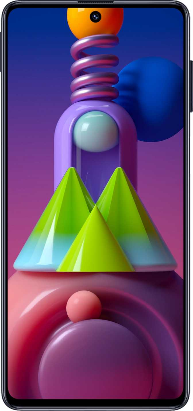Vivo iQOO Z1x vs Samsung Galaxy M51