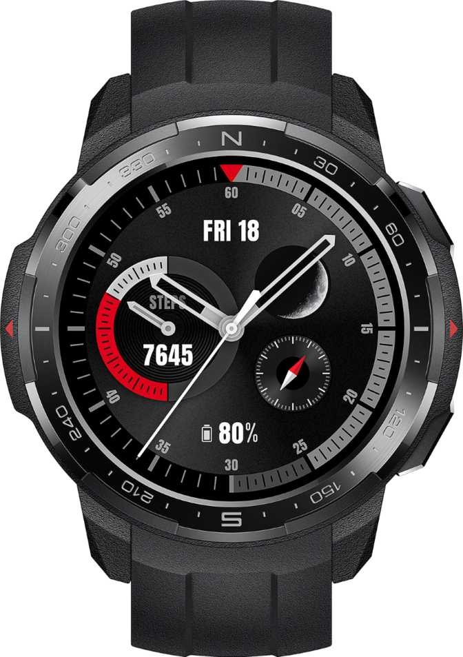 Huawei Watch GT 2 Porsche Design vs Honor Watch GS Pro