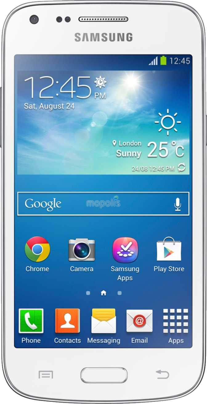 Samsung Galaxy Core LTE vs Huawei Ascend W1