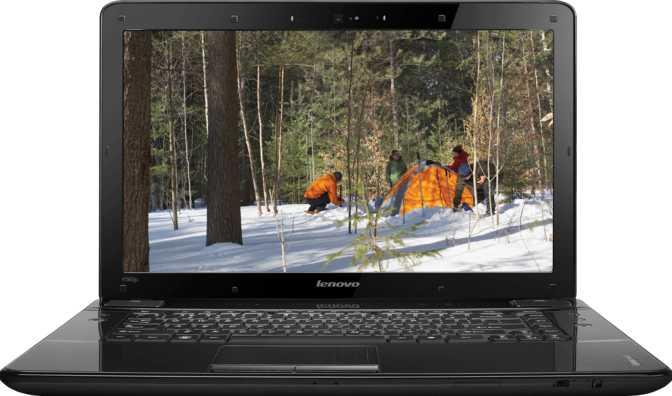 "Lenovo Y560p 15.6"" Intel Core i7-2630QM 2GHz / 4GB / 500GB"