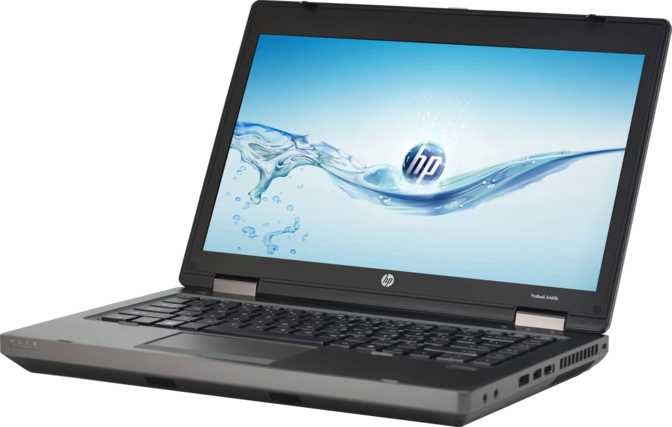 """HP ProBook 6460b 14"""" Intel Core i5-2520M 2.5GHz / 4GB / 128GB"""