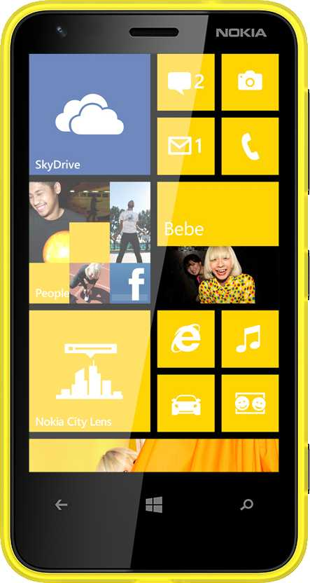 LG Optimus L3 E405 vs Nokia Lumia 620