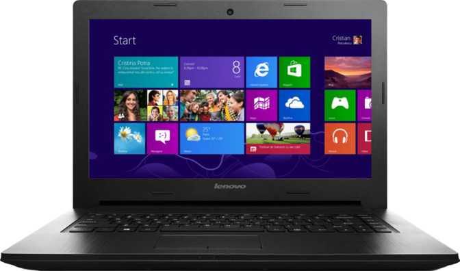 """Lenovo IdeaPad G40-30 14"""" Intel Celeron N2840 2.6GHz / 2GB / 320GB"""