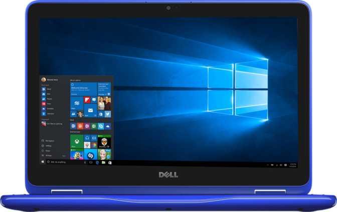 """Dell Inspiron 11 3000 3147 11.6"""" Intel Celeron N2840 2.16GHz / 4GB / 500GB"""