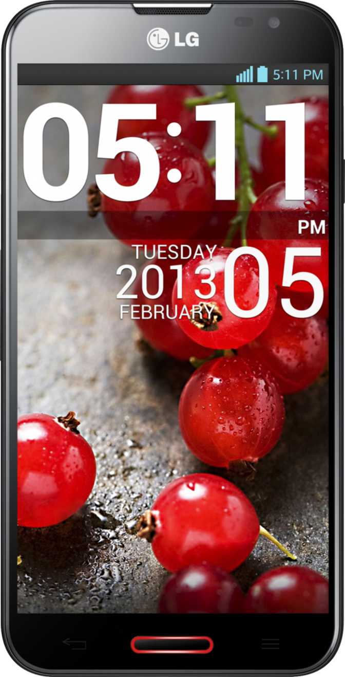 Huawei Ascend P1 S vs LG Optimus G Pro