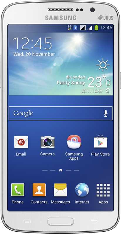 LG Optimus L3 E400 vs Samsung Galaxy Grand 2