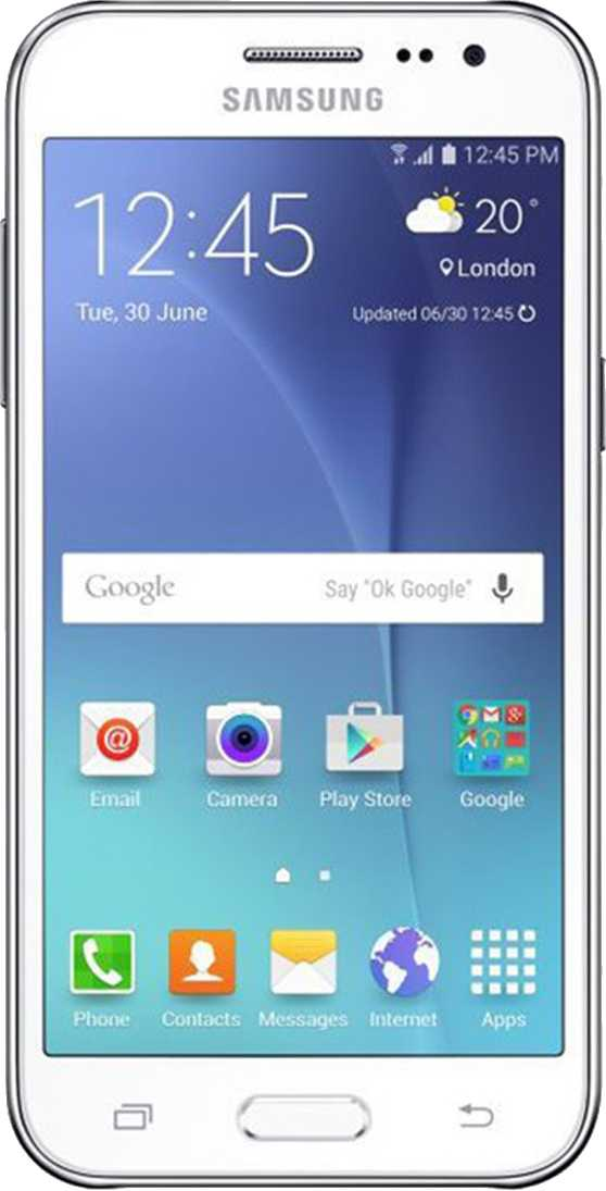Samsung Galaxy J1 vs Samsung Galaxy J2