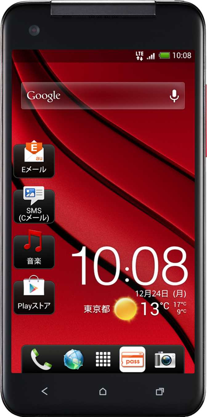 HTC Butterfly vs Huawei Ascend P1 S