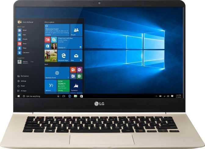 """LG Gram 14 14"""" Intel Core i7-5550U 2.2GHz / 8GB / 128GB"""