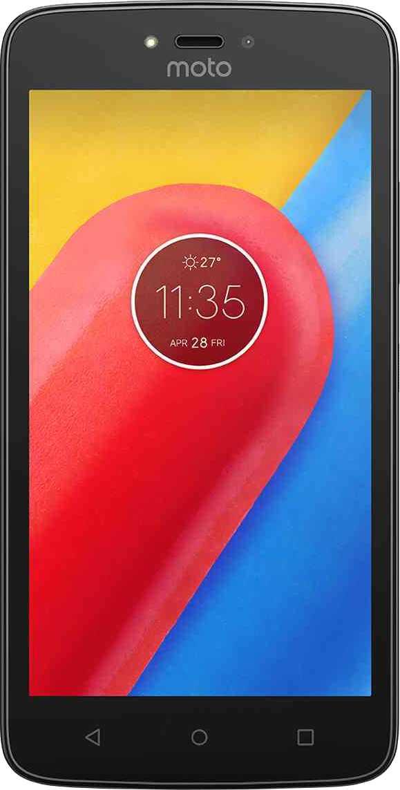 Motorola Moto G8 Power vs Motorola Moto C Plus