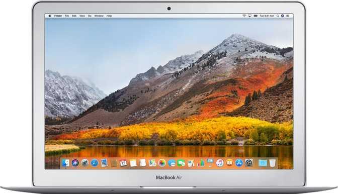 "Apple MacBook Air (2017) 13.3"" Intel Core i7 2.2GHz / 8GB / 128GB vs Acer Aspire 7 17.3"" Intel Core i5-7300HQ 2.5GHz / 8GB / 256GB SSD"