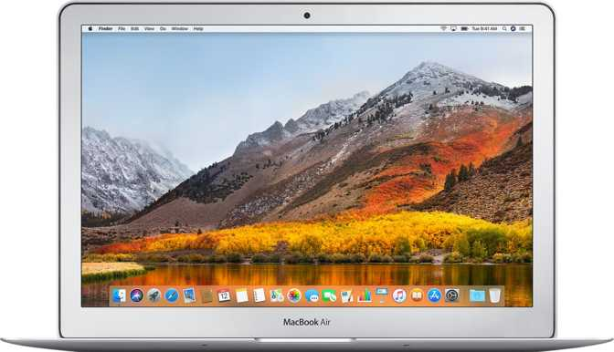 "Apple MacBook Air (2020) 13.3"" Apple M1 / 8GB RAM / 512GB SSD vs Apple MacBook Air (2017) 13.3"" Intel Core i7 2.2GHz / 8GB / 512GB"