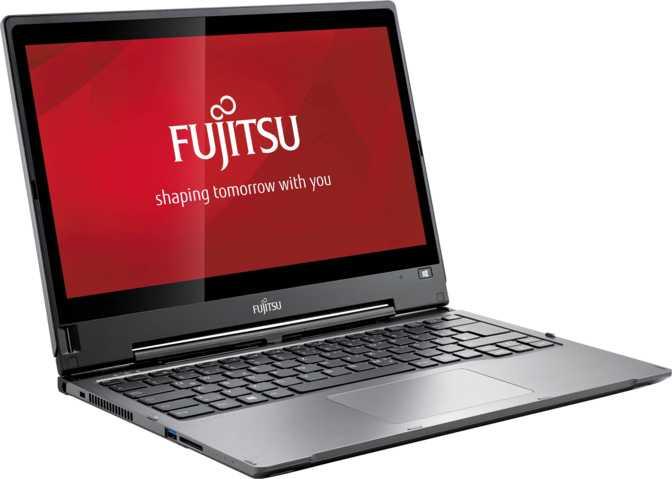 "Fujitsu Lifebook T904 13.3"" Intel Core i5-4300U 1.9GHz / 4GB / 320GB"