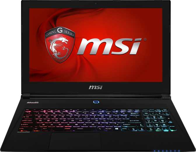 "MSI GS60 Ghost-444 15.6"" Intel Core i7-4710HQ 2.5GHz / 16GB / 128GB"