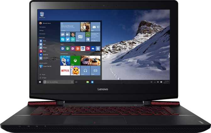 """Lenovo IdeaPad Y700 14"""" Intel Core i7 6700HQ 2.6GHz / 8GB / 500GB"""
