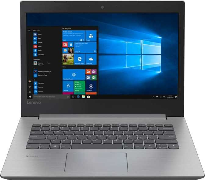 "Lenovo IdeaPad 330 14"" Intel Celeron N4100 1.1GHz / 4GB RAM / 500GB HDD"