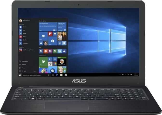 "Asus VivoBook X556UQ 15.6"" Intel Core i5- 7200U / 2.5GHz / 8GB / 1TB"