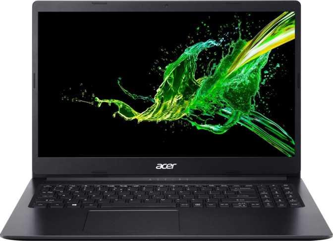 "Acer Aspire 3 15.6"" Intel Core i3-1005G1 1.2GHz / 4GB RAM / 256GB SSD"