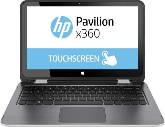 """HP Pavilion x360 13.3"""" Intel Core i5-6200U 2.3GHz / 8GB / 128GB"""