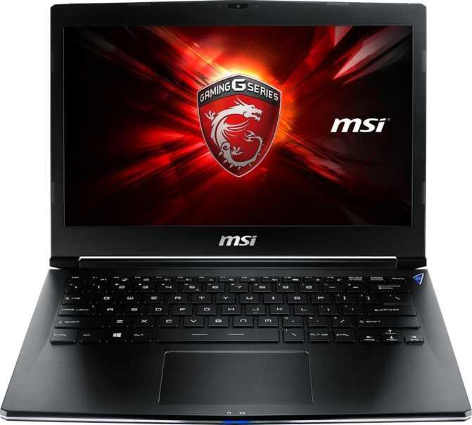 "MSI GS30 Shadow 13.3"" Intel Core i7-4870HQ 2.5GHz / 16GB / 512GB"