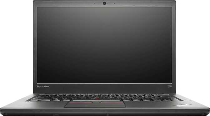 "Lenovo ThinkPad T450s 14"" Intel Core i5-5200U 2.2GHz / 4GB / 500GB"