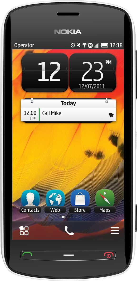 Huawei Ascend P6 vs Nokia 808 Pureview