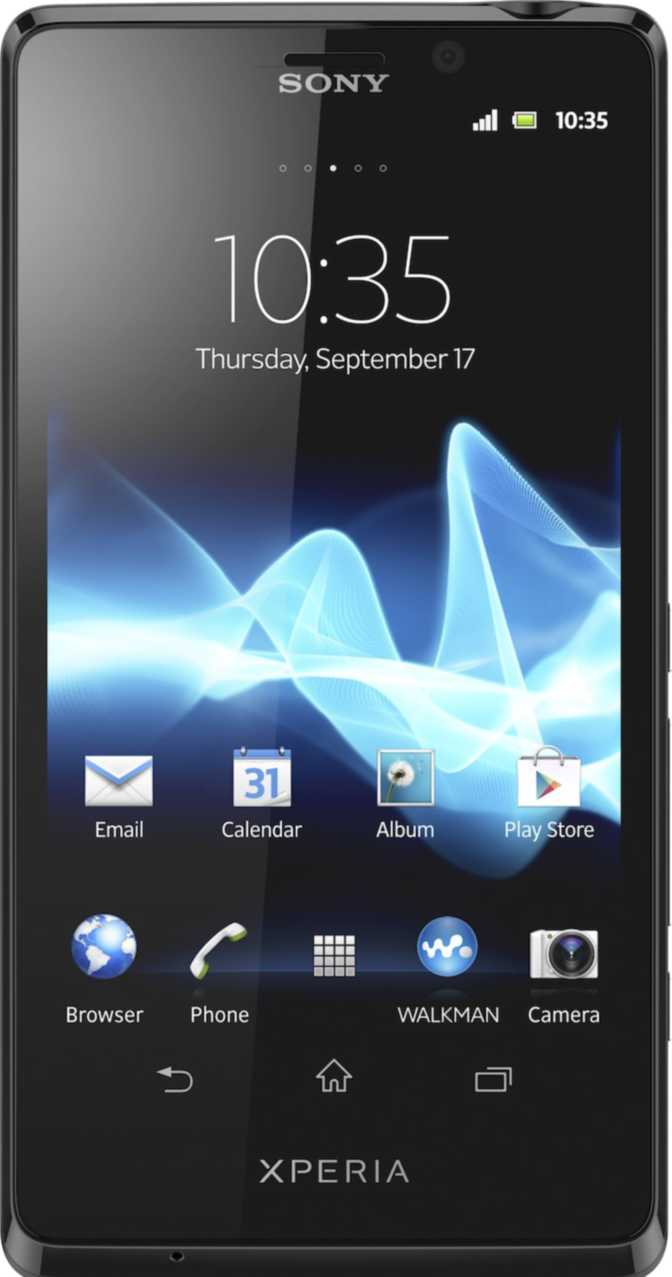 LG Optimus Vu P895 vs Sony Xperia T