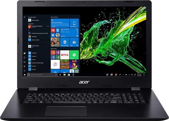 """Acer Aspire 3 15.6"""" Intel Core i5-10210U 1.6GHz / 8GB RAM / 2TB HDD vs Acer Aspire 3 17.3"""" Intel Core i7-10510U 1.8GHz / 8GB RAM / 1TB SSD"""