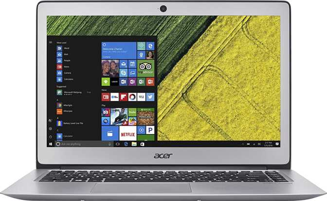 "Acer Swift 5 14"" Intel Core i5-1035G1 1GHz / 8GB RAM / 512GB SSD vs Acer Swift 3 14"" Intel Core i5-6200U 2.3GHz / 8GB / 512GB"
