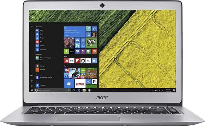 "Acer Swift 3 14"" Intel Core i5-6200U 2.3GHz / 8GB / 512GB"