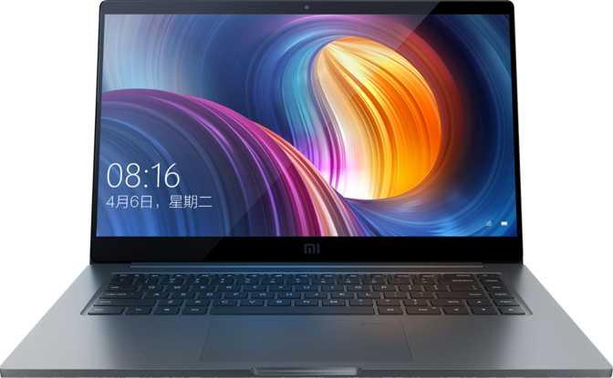"""Xiaomi Mi Notebook Pro 15.6"""" Intel Core i7-8550U 1.8GHz / 8GB / 256GB SSD"""