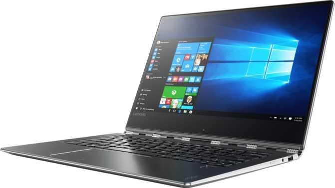 """Lenovo ThinkPad P1 15.6"""" UHD Intel Xeon E-2176M 2.7GHz / 32GB RAM / 1TB SSD vs Lenovo Yoga 910 13.9"""" Intel Core i7 7500U 2.7GHz / 16GB / 1TB"""