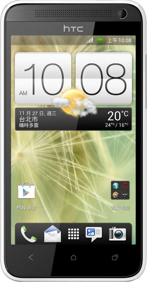 Samsung Galaxy Note vs HTC Desire 501