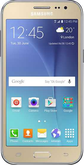 Samsung Galaxy Core II vs Samsung Galaxy J2 DTV