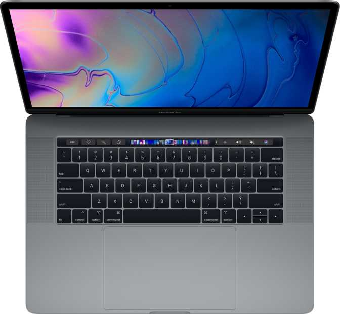 "Apple MacBook Pro (2018) 15"" Touch Bar & Touch ID / Intel Core i9 2.9GHz / 32GB RAM / 4TB SSD"