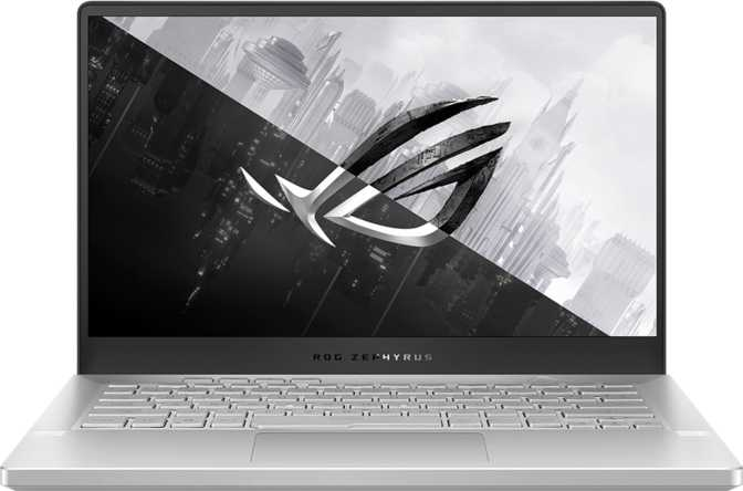"Apple MacBook Pro (2019) 13"" Intel Core i7 2.8GHz / 16GB RAM / 2TB SSD vs Asus ROG Zephyrus G14 GA401IV 14"" AMD Ryzen 9 4900HS 3GHz / 16GB RAM / 1TB SSD"