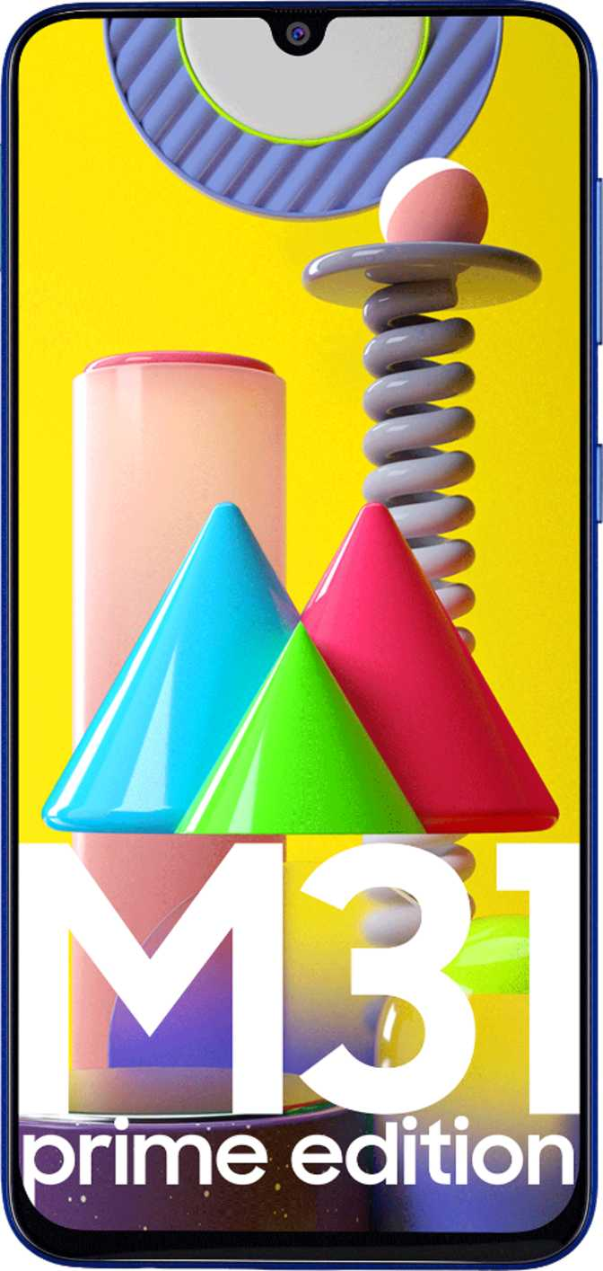 Samsung Galaxy M31 Prime Edition vs Apple iPhone 4