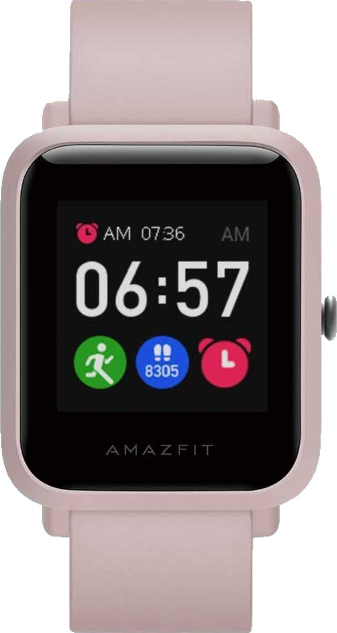 Amazfit Bip S Lite vs Apple Watch Series 6