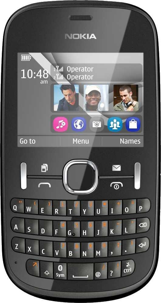 Nokia Asha 303 vs Nokia Asha 200