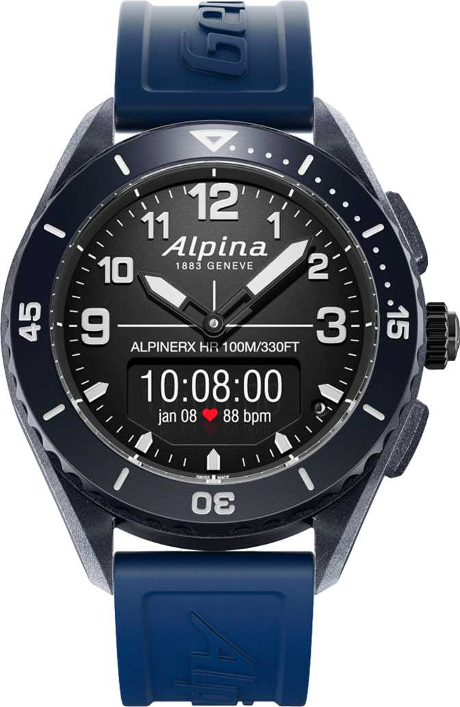 Samsung Galaxy Watch 3 vs Alpina AlpinerX Alive
