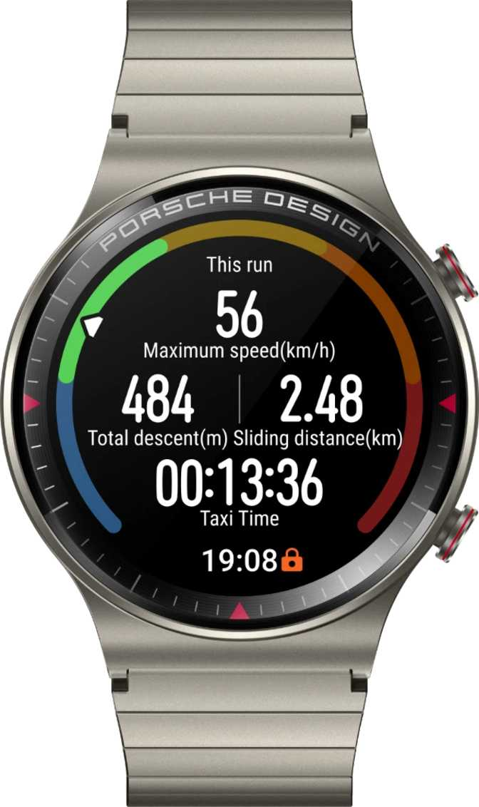 Huawei TalkBand B6 vs Huawei Watch GT 2 Porsche Design